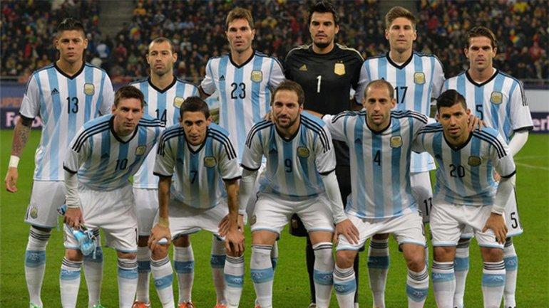 argentina no va jugar la final contra chile