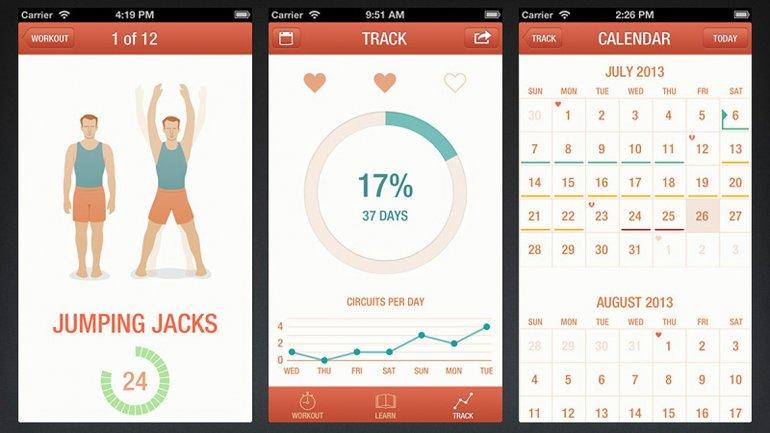 Top 5 de apps para hacer ejercicio taringa - Aplicaciones para hacer ejercicio en casa ...
