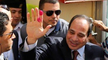 El presidente de Egipto, Abdelfatah Al-Sisi