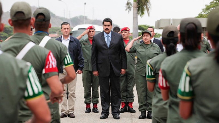 Nicolás Maduro volvió a amenazar a la oposición