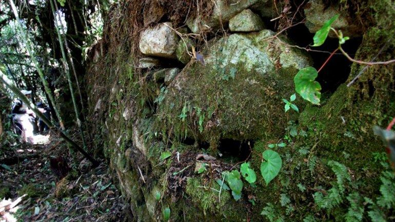 Hallan un nuevo camino inca que conduce al Machu Picchu