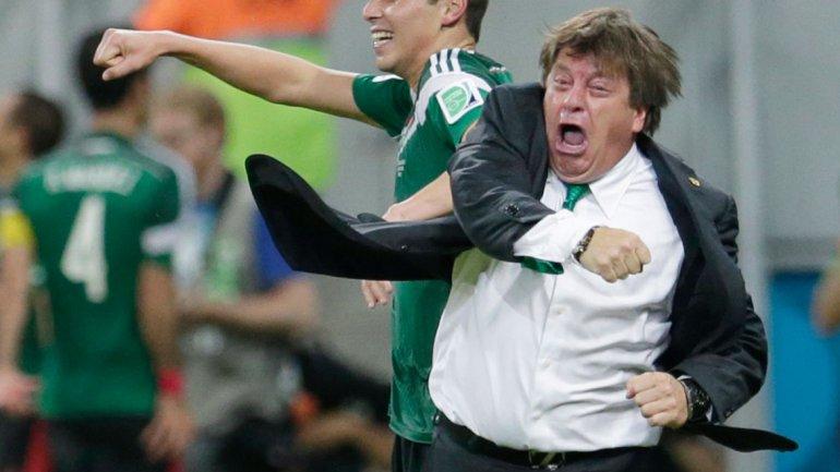 El México de Miguel Herrera derrotó por 3-1 a Croacia