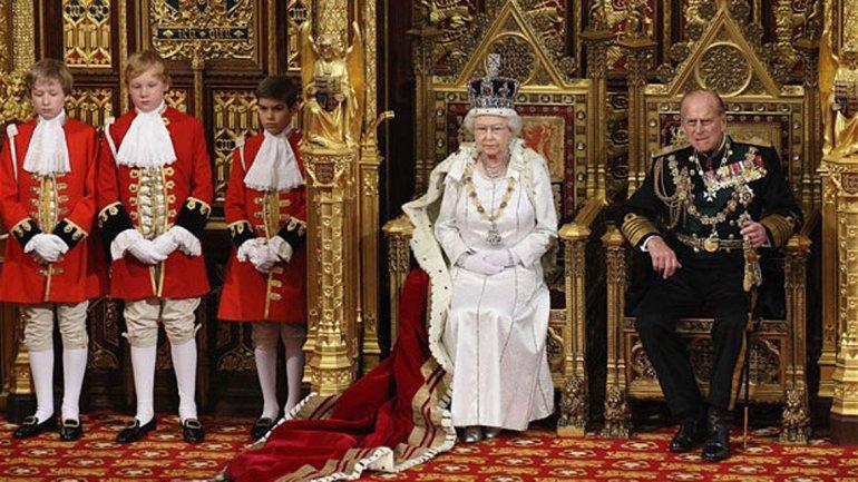 La reina Isabel II afirmó que el