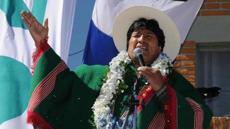 Evo Morales promete retirarse en 2020: