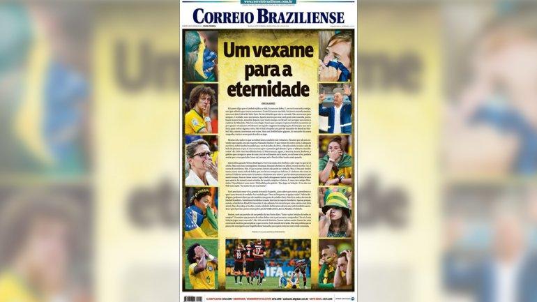 doloroso brasileño