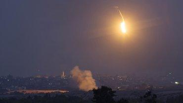 El impacto del cohete lanzado desde la Franja de Gaza no provocó daños materiales ni heridos
