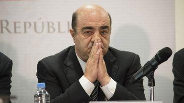 El procurador general de México, Jesús Murillo Karam