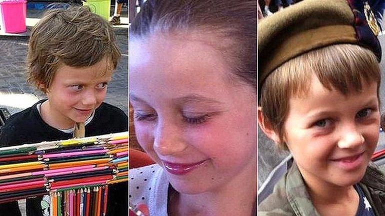 Otis, Evie y Mo, algunos de los niños australianos que murieron