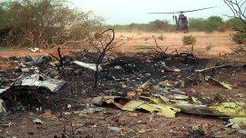 Francia anunció que no hubo sobrevivientes entre las 118  personas a   bordo del vuelo de Air Algerie