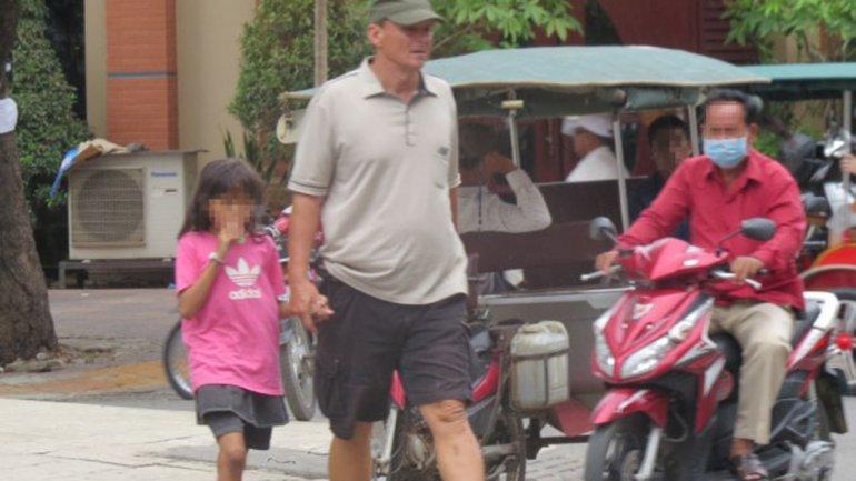 Phnom penh sexo menor de edad