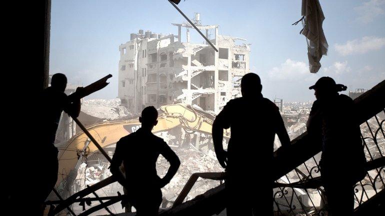 Israel y palestinos acordaron otra tregua de 72 horas en la Franja de Gaza