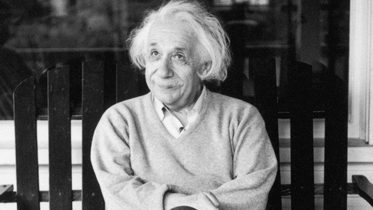 Albert Einstein formuló la teoría hace 100 años
