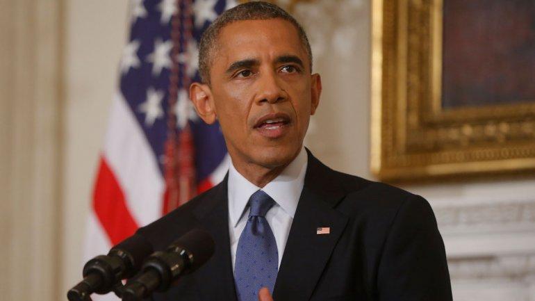 Obama confirmó que autorizó bombardeos a yihadistas para evitar un