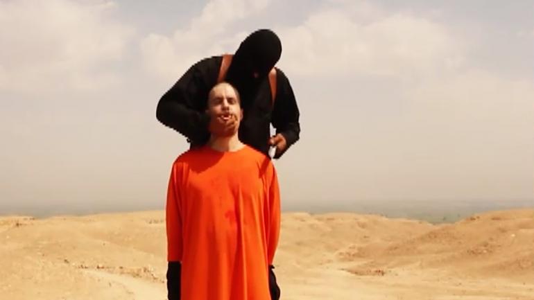 El Papa llamó a la familia de James Foley, el periodista decapitado por yihadistas islámicos