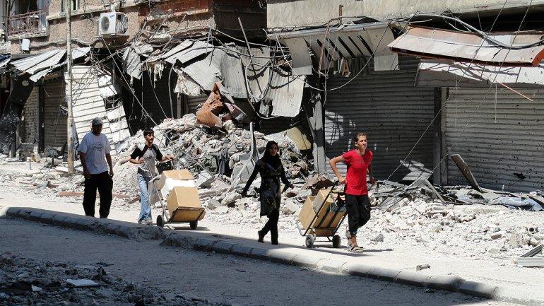 Naciones Unidas actualizó la cifra del horror en Siria: ya son más de 190 mil los muertos