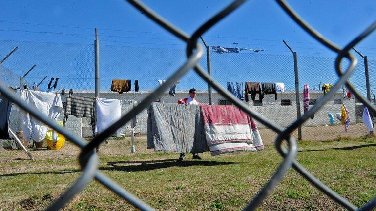 Presos uruguayos viven su condena en un
