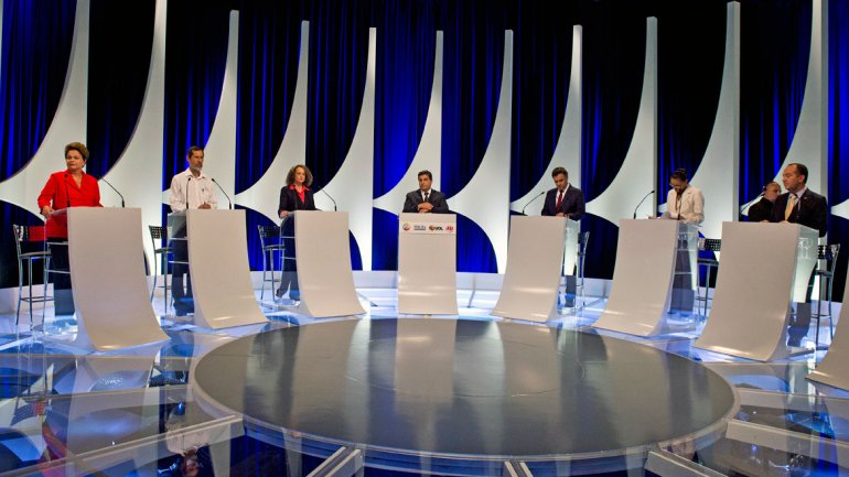 Brasil: fuego cruzado entre Dilma Rousseff y Marina Silva en segundo debate presidencial