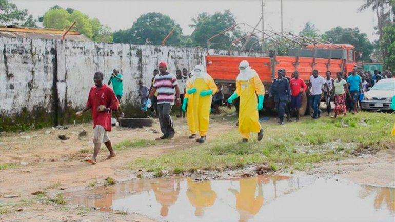 Enfermo de ébola escapa del hospital porque tenía hambre
