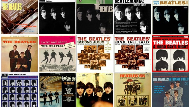 "Relanzan ""The Beatles in mono"", 100% en vinilo"