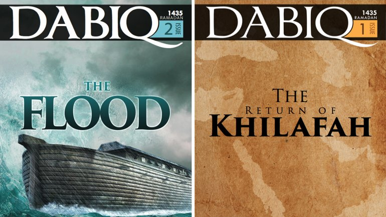 La apocalíptica revista que el Estado Islámico utiliza para reclutar terroristas en el mundo