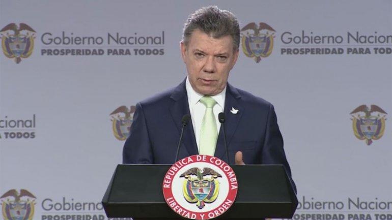 Las FARC asesinaron a siete policías y Santos aseguró que el crimen no quedará impune