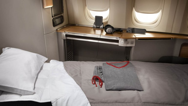 Las aerolíneas con las First Class más lujosas del mundo
