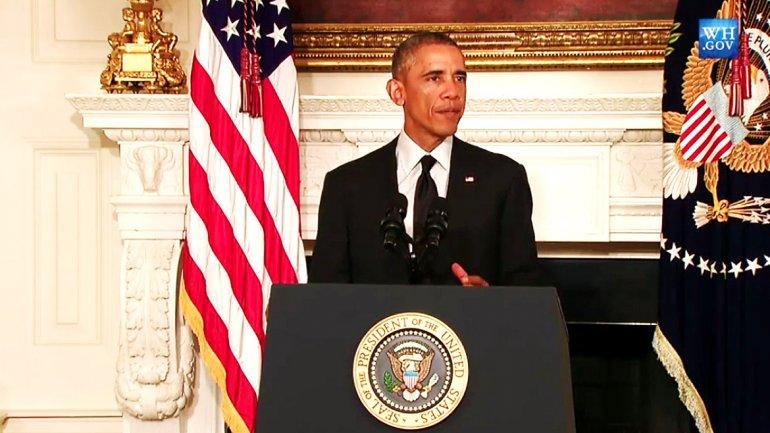 Barack Obama: Vamos a armar y entrenar a los rebeldes sirios para combatir al ISIS