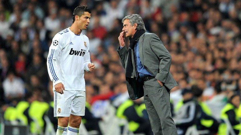 Mourinho atacó a Cristiano: