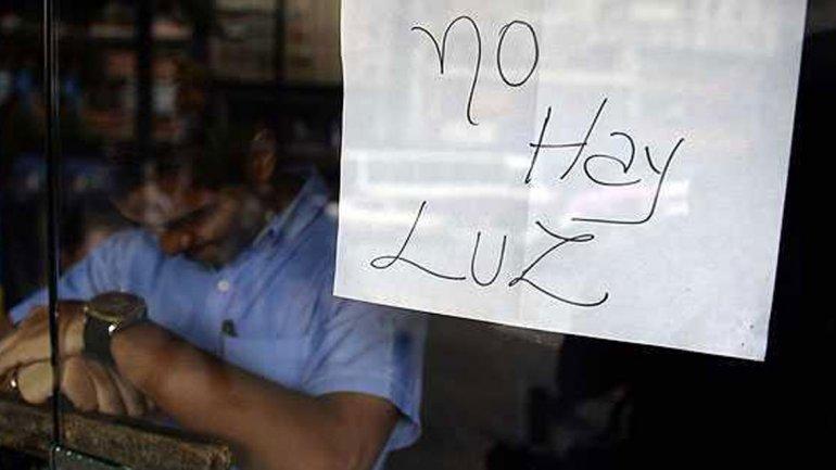 Diferentes regiones de Venezuela vienen sufriendo importantes apagones desde 2009
