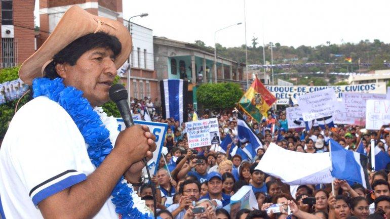 Boliva, los muertos pueden votar