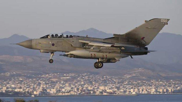 Reino Unido realizó los primeros bombardeos contra el Estados Islámico en Irak