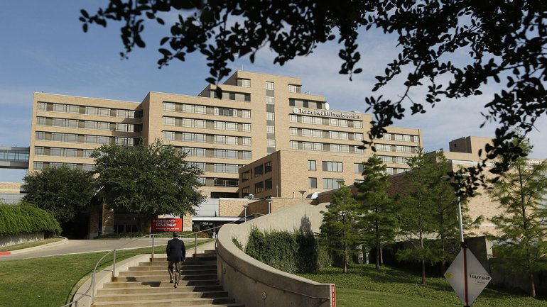 Confirman el primer caso de ébola diagnosticado en EEUU 0011617895