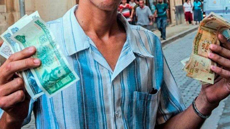 La moneda única obliga al régimen cubano a emitir billetes de más alta denominación