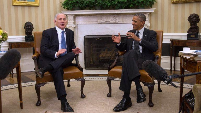 Netanyahu le pidió a Obama que evite el surgimiento de Irán como potencia nuclear