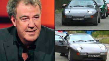 Jeremy Clarkson y el auto de la polémica
