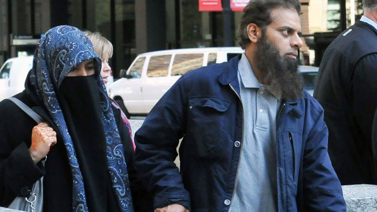 Los padres deMohamed Hamzah Jan, acusado de intentar unirse a ISIS
