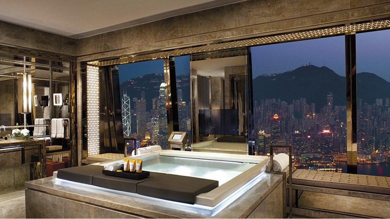 Tinas De Baño Oceanic:FOTOS: Mira los 10 baños más lujosos y extravagantes del mundo ¡Que