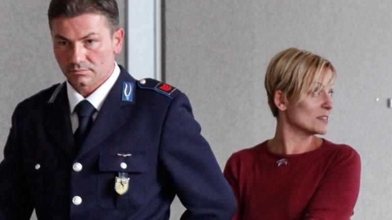 La policía halló pruebas de sus crímenes en el teléfono celular de Poggiali
