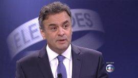 Neves, en el debate presidencial: En cualquier ranking internacional sobre educación la posición de Brasil es vergonzosa