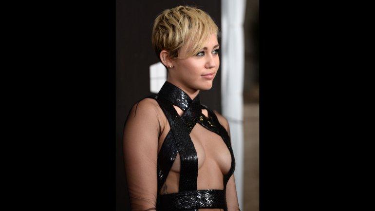 MileyCyrusmanifestó en las redes su rechazo al republicano Donald Trump