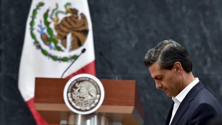 Gobierno de México admitió que vive sus días más difíciles por desaparición de estudiantes