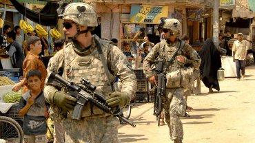 El Ejército iraquí, apoyado por la coalición internacional, prepara una misión para recapturar la ciudad de Faluya