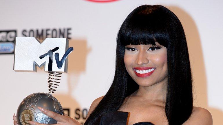 Nicki Minaj ganó el premio a la mejor artista de Hip Hop