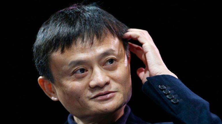 Jack Ma, fundador de Alibabá