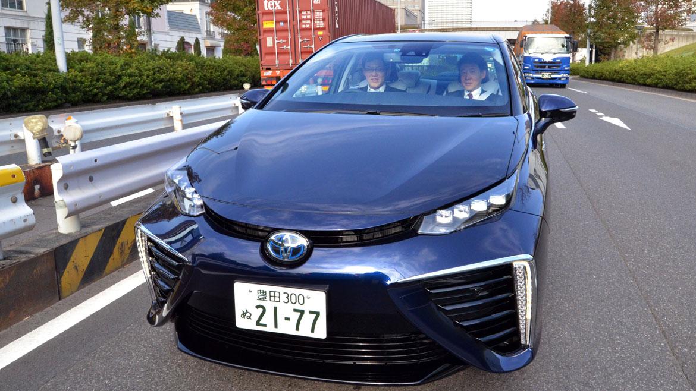 El lanzamiento del Mirai se enmarca en una iniciativa del sector privado y público en Japón, de cara a lograr para el año 2040 una sociedad menos contaminante y más basada en el hidrógeno