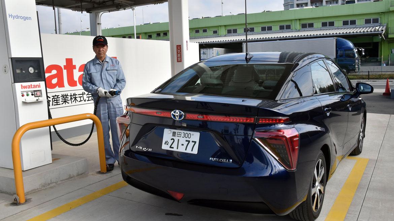 Éste es el comienzo de una innovación que va más allá del Prius (híbrido fabricado por Toyota que también fue pionero en el mercado), explicó en la presentación del Mirai el vicepresidente ejecutivo de la empresa nipona, Mitsuhisa Kato
