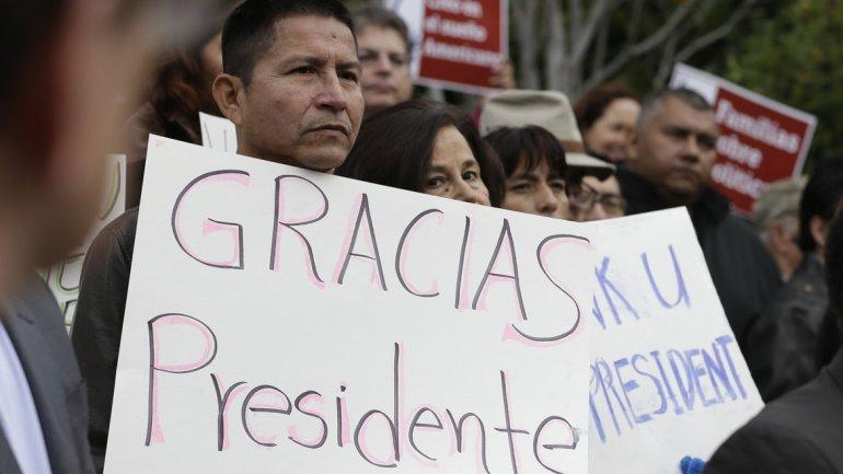 Los mexicanos son los más beneficiados con la reforma migratoria de Obama