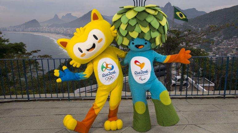 Los Juegos Olímpicos de Río 2016 tienen a sus mascotas