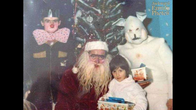 Una navidad aterradora