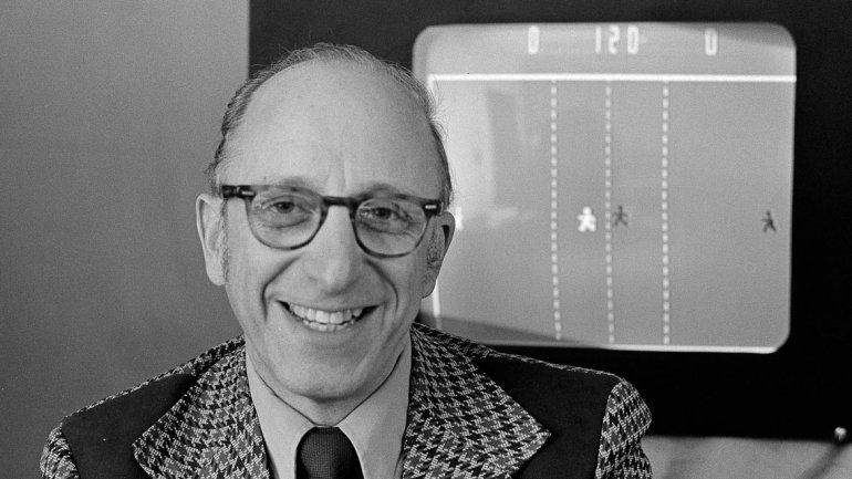 Baer tenía 92 años. Tuvo la idea de crear la consola en 1966